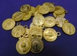 Монеты под золото