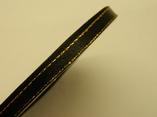 Лента атласная с люрексом 0,6см
