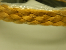 Ободок искусственные волосы