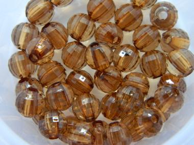 Бусины под стекло граненые 0,8 см