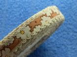 Лента с ажурным краем 18 мм