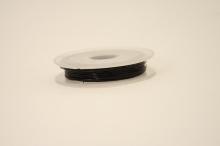 Проволока для бисера 0,3мм 10 м черная