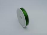 Проволока для бисера 0.5 мм 40 м зеленая